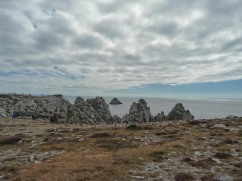 day 9: lo scenario sublime di Pointe de Pen-Hir, estremità della Prequ'ile de Crozon, Bretagna