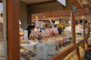 La mia preferita: la bancarella dei dolci!