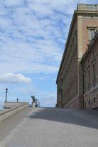 L'imponente Palazzo Reale