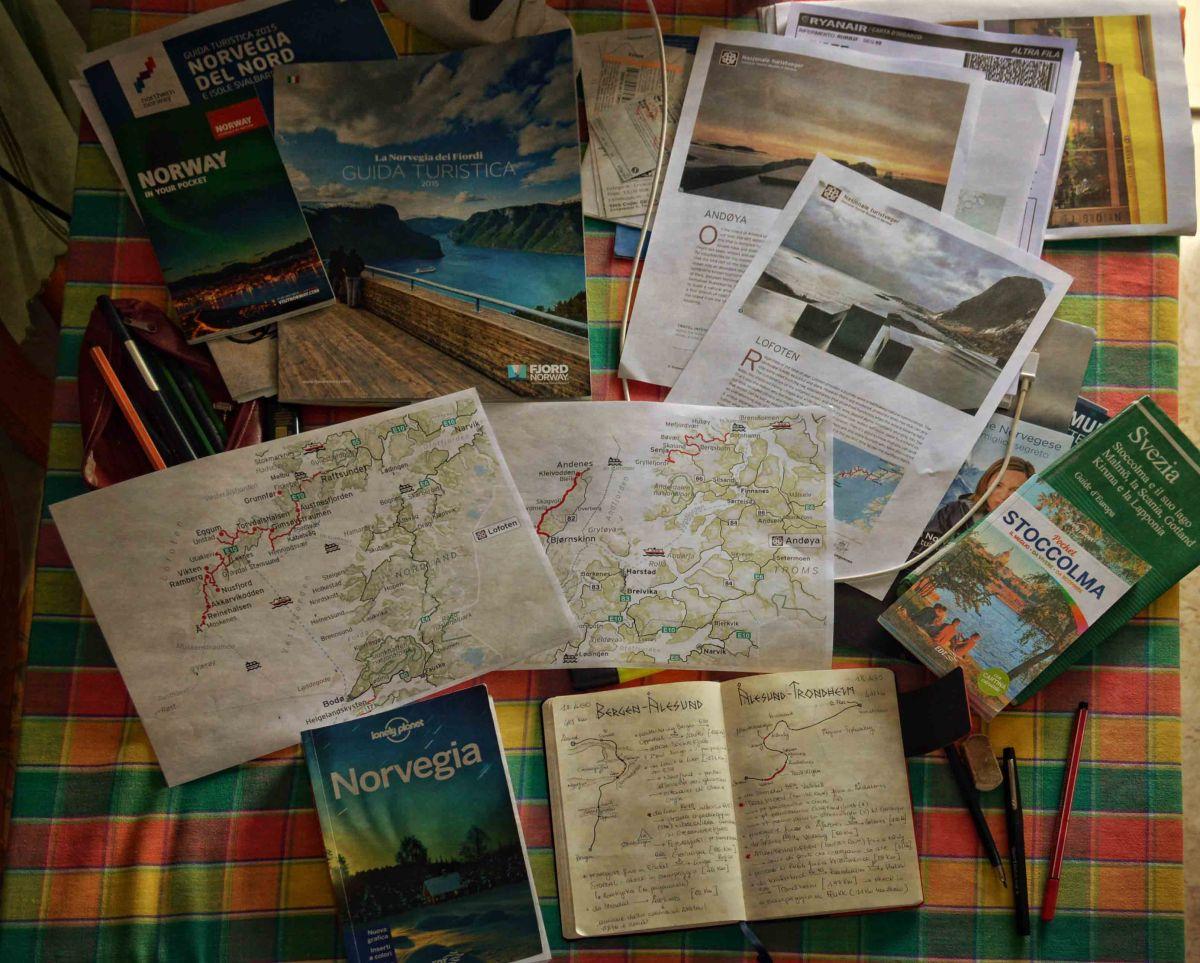 Road to Capo Nord: istruzioni per l'uso