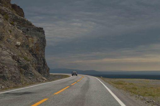 La strada verso Nordkapp