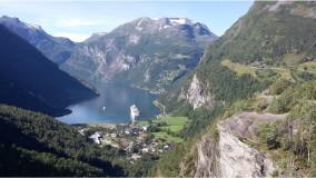day3: La Norvegia da cartolina... Geirangerfjord