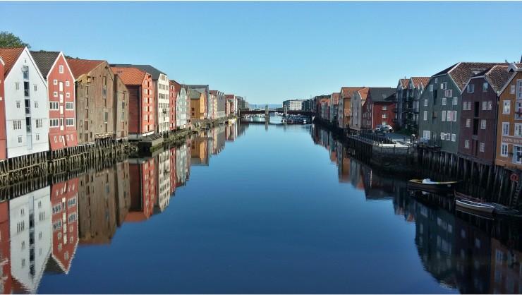 day5: Città che vai, Bryggen che trovi... Trondheim, Bryggen