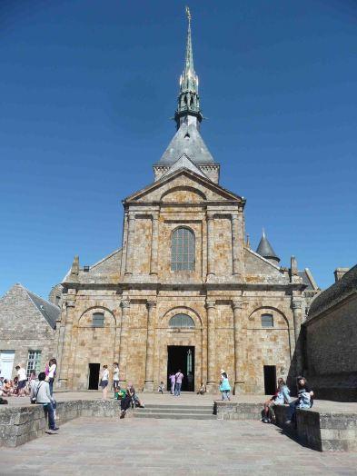 L'abbazia di Mont-Saint-Michel