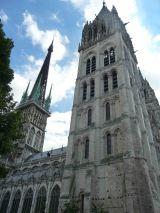 day 12: La maestosa cattedrale di Rouen, Francia