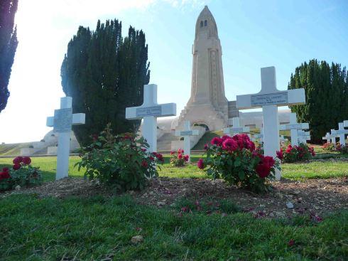 day 13: Il monumento alle vittime della Battaglia di Verdun, I guerra mondiale