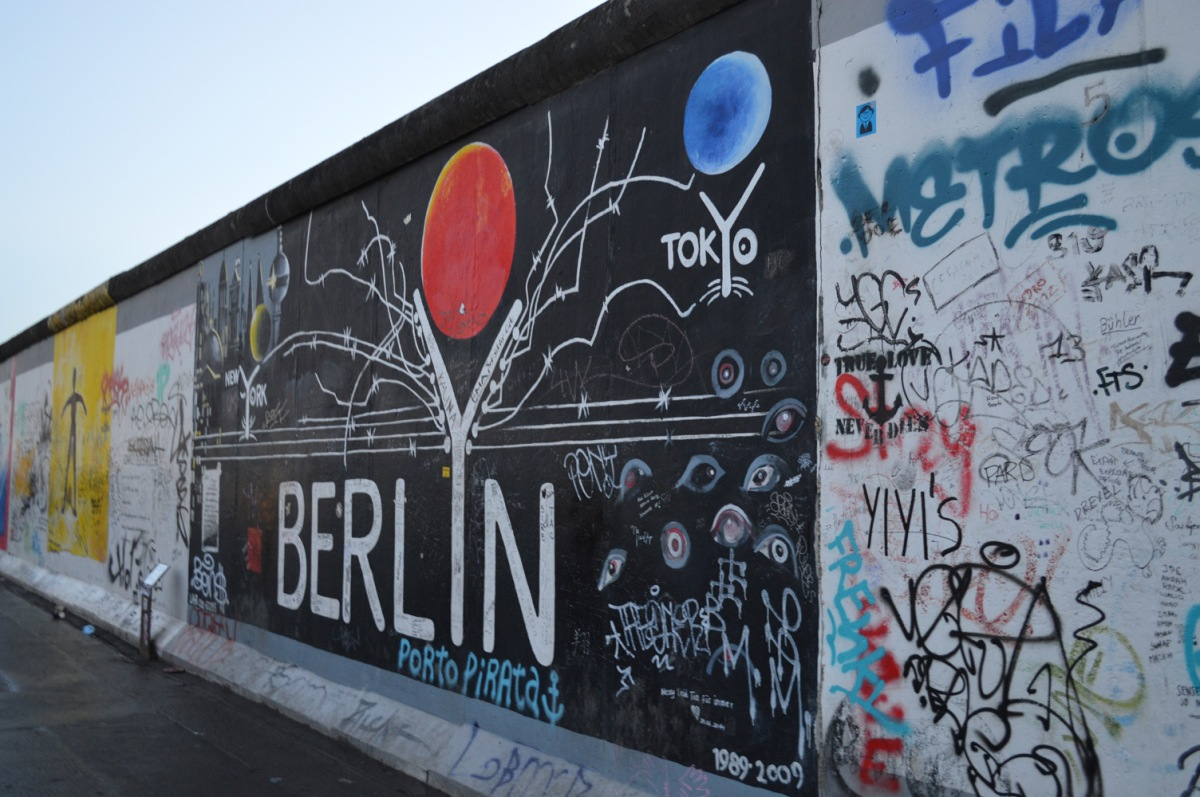 Berlino in (solo?!) 3 parole...