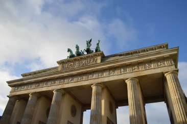 La Porta di Brandeburgo a Berlino