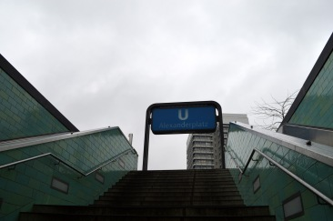 Alexanderplatz, luogo simbolico per Berlino Est