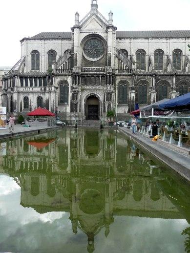 La chiesa di Sainte Catherine