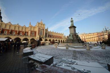 Rynek Glowny a Cracovia