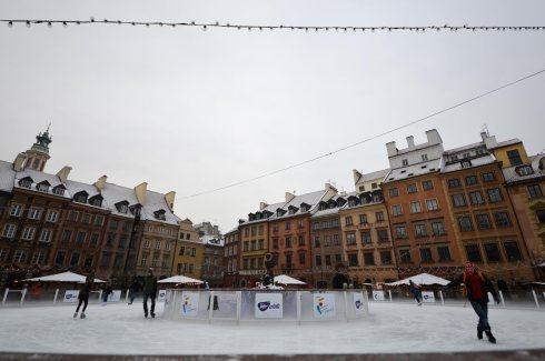 La piazza principale della Città Vecchia
