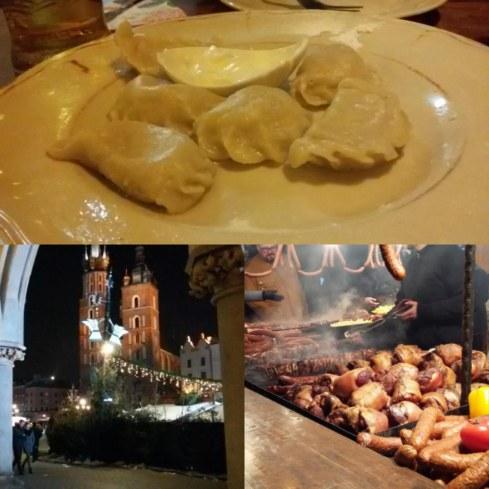 day1: il benvenuto di Cracovia