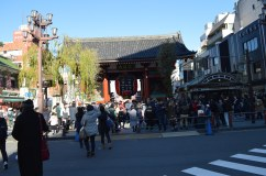 il tempio Senso-ji