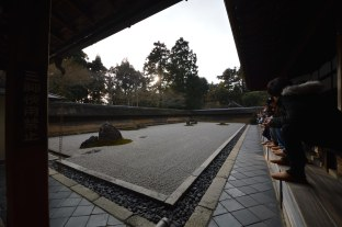 il giardino di roccia zen