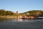 Il santuario a Miyajima