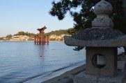 Il torii a Miyajima
