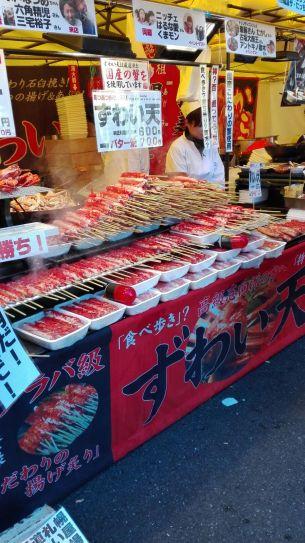 Bancarella da street-food