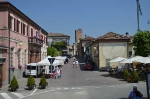 Il borgo di Barbaresco