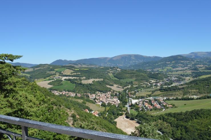 La valle del Chienti