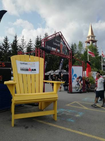 Ironman a Mont Tremblant
