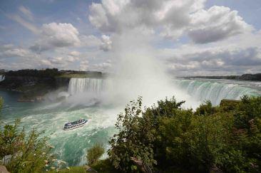 Sempre più vicino! Niagara falls